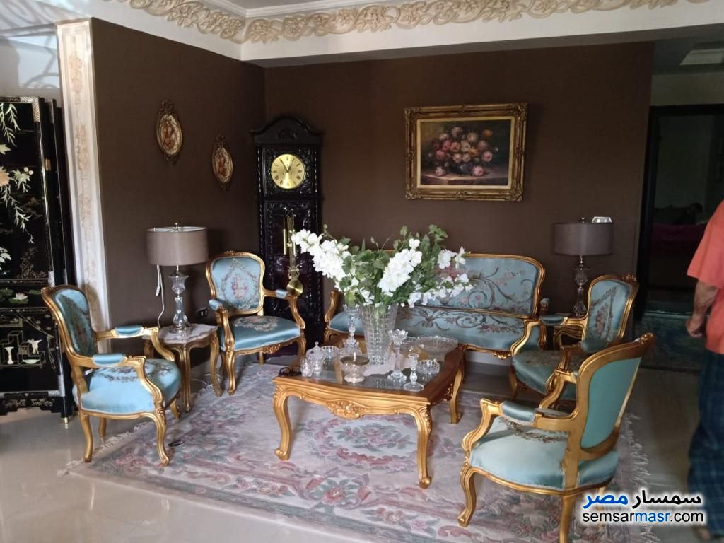 Photo 3 - Apartment 3 bedrooms 2 baths 295 sqm super lux For Sale October Gardens 6th of October