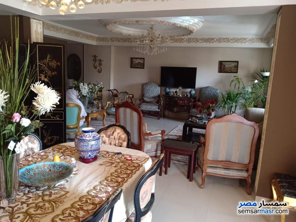 Photo 4 - Apartment 3 bedrooms 2 baths 295 sqm super lux For Sale October Gardens 6th of October