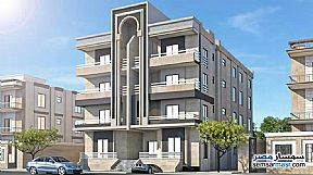 Ad Photo: Apartment 3 bedrooms 2 baths 130 sqm semi finished in North Extensions  6th of October