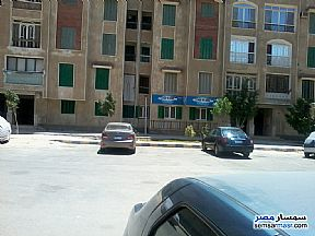 Ad Photo: Apartment 2 bedrooms 1 bath 75 sqm lux in North Extensions  6th of October