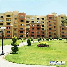 Ad Photo: Apartment 3 bedrooms 1 bath 126 sqm super lux in October Gardens  6th of October