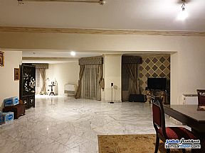 Apartment 4 bedrooms 2 baths 240 sqm super lux For Rent Mohandessin Giza - 1