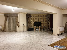 Apartment 4 bedrooms 2 baths 240 sqm super lux For Rent Mohandessin Giza - 2