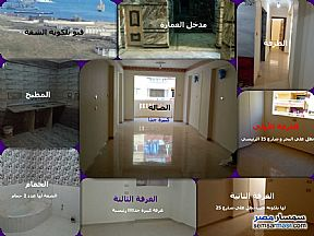 Ad Photo: Apartment 3 bedrooms 2 baths 150 sqm extra super lux in al mamourah Alexandira