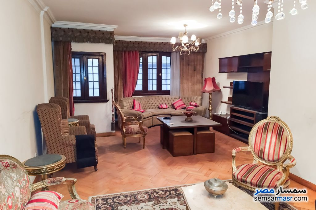 Photo 1 - Apartment 3 bedrooms 2 baths 200 sqm lux For Rent Smoha Alexandira