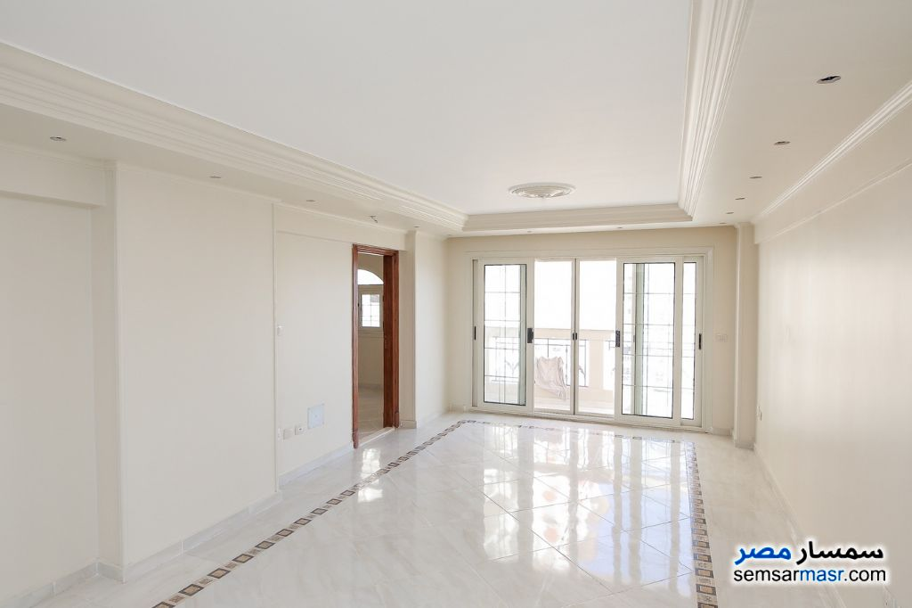 Photo 2 - Apartment 3 bedrooms 2 baths 148 sqm super lux For Rent Smoha Alexandira
