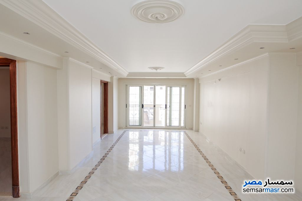 Photo 4 - Apartment 3 bedrooms 2 baths 148 sqm super lux For Rent Smoha Alexandira