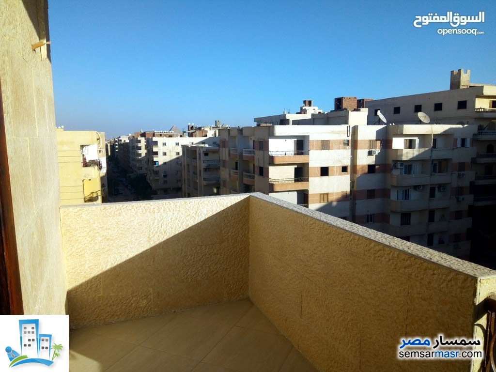 Ad Photo: Apartment 3 bedrooms 2 baths 200 sqm extra super lux in Hadayek Al Ahram  Giza