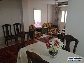 Apartment 2 bedrooms 1 bath 120 sqm super lux For Rent Smoha Alexandira - 1