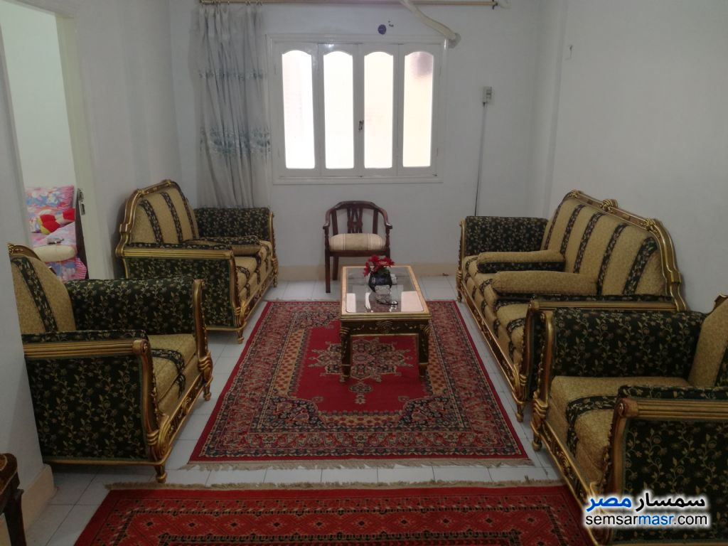 Photo 2 - Apartment 2 bedrooms 1 bath 120 sqm super lux For Rent Smoha Alexandira