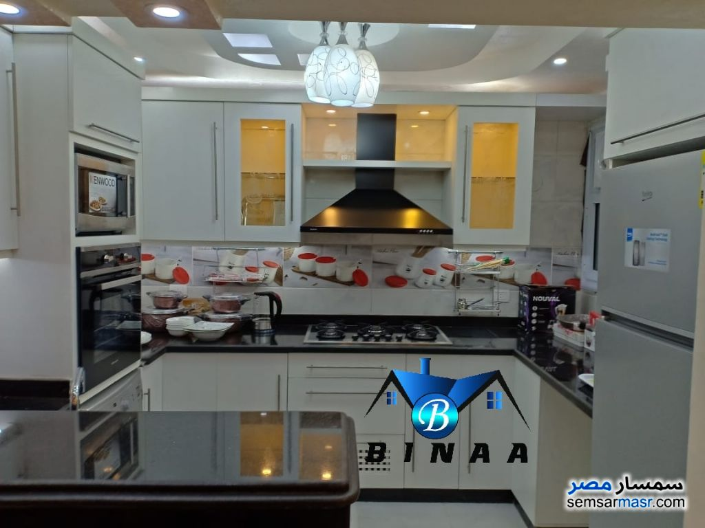 Photo 3 - Apartment 3 bedrooms 3 baths 170 sqm super lux For Rent Nasr City Cairo
