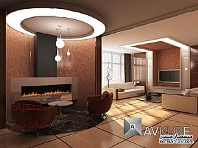 Ad Photo: Apartment 3 bedrooms 2 baths 220 sqm extra super lux in Heliopolis  Cairo