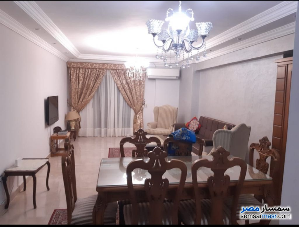 Photo 10 - Apartment 2 bedrooms 2 baths 150 sqm super lux For Rent Mohandessin Giza