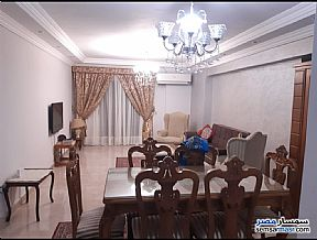 Apartment 2 bedrooms 2 baths 150 sqm super lux For Rent Mohandessin Giza - 10