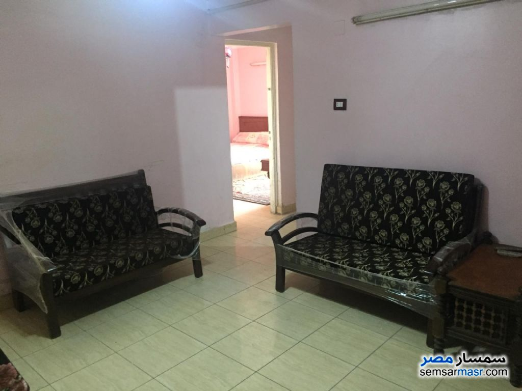 Photo 2 - Apartment 2 bedrooms 1 bath 100 sqm super lux For Rent Dawahy District Port Said