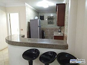 Apartment 3 bedrooms 2 baths 160 sqm super lux For Rent Mohandessin Giza - 2