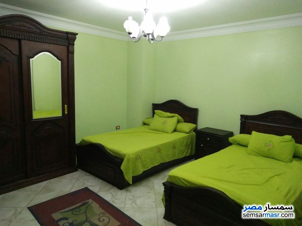 Photo 4 - Apartment 3 bedrooms 2 baths 160 sqm super lux For Rent Mohandessin Giza