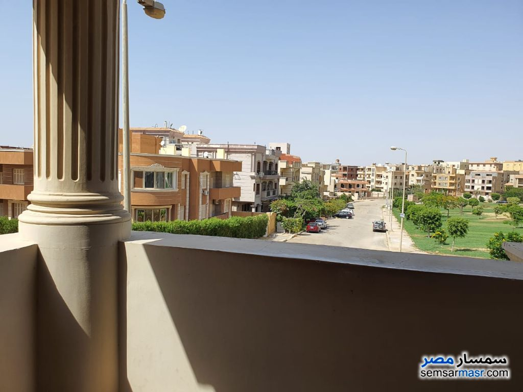 Photo 1 - Apartment 3 bedrooms 3 baths 206 sqm extra super lux For Rent Fifth Settlement Cairo