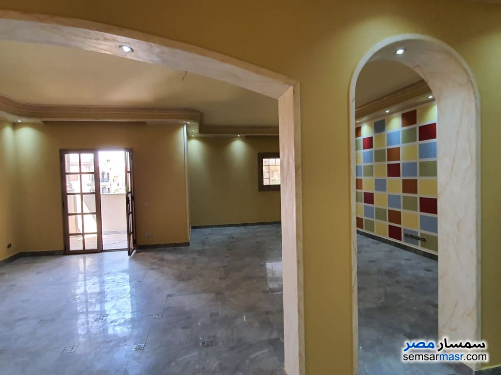 Photo 4 - Apartment 3 bedrooms 3 baths 206 sqm extra super lux For Rent Fifth Settlement Cairo