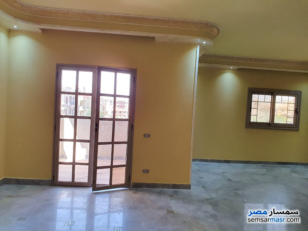 Photo 9 - Apartment 3 bedrooms 3 baths 206 sqm extra super lux For Rent Fifth Settlement Cairo