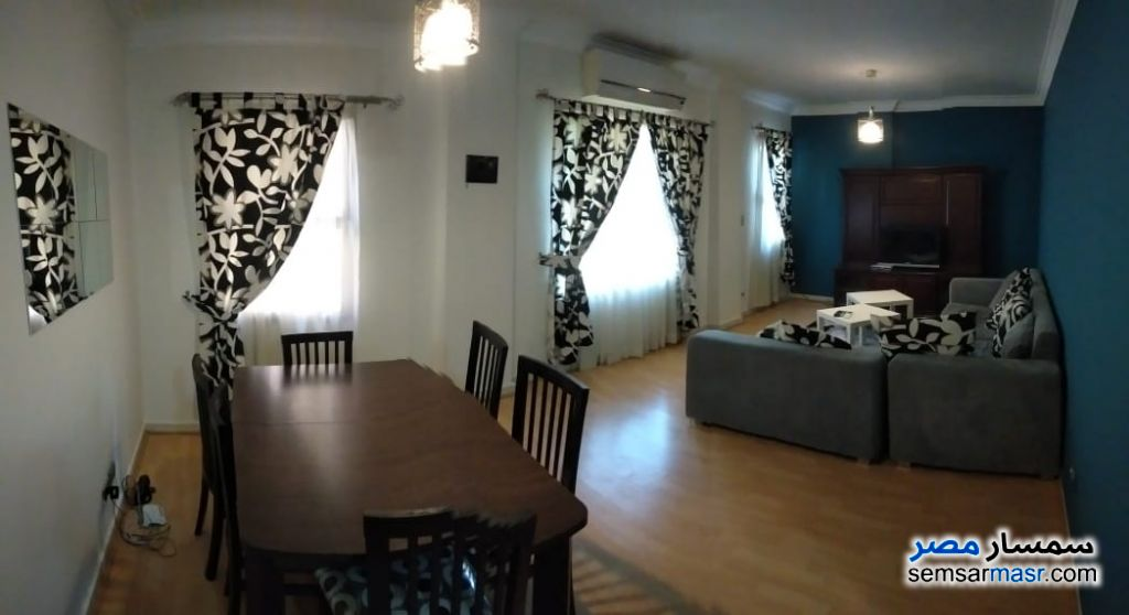 Photo 1 - Apartment 3 bedrooms 3 baths 136 sqm extra super lux For Rent Rehab City Cairo