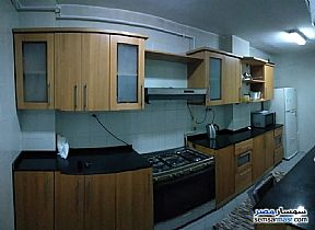 Apartment 3 bedrooms 3 baths 136 sqm extra super lux For Rent Rehab City Cairo - 6