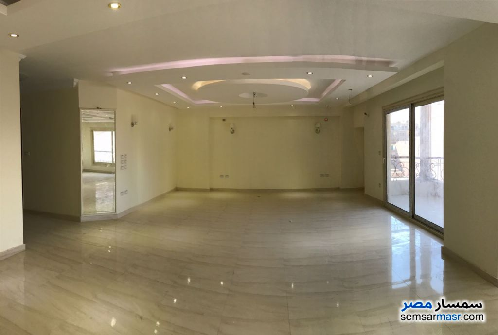 Photo 1 - Apartment 3 bedrooms 4 baths 250 sqm extra super lux For Rent Dokki Giza