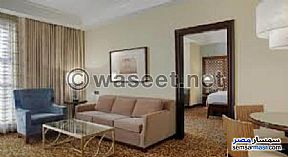 Apartment 5 bedrooms 2 baths 180 sqm extra super lux For Rent Mohandessin Giza - 1