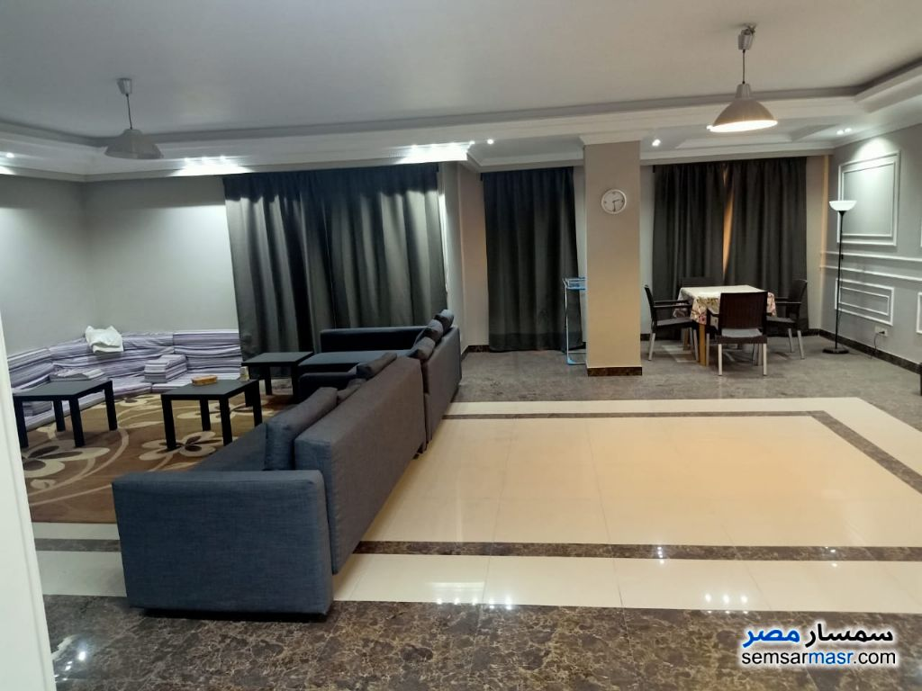 Photo 1 - Apartment 3 bedrooms 3 baths 250 sqm super lux For Rent El Motamayez District 6th of October