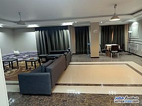 Apartment 3 bedrooms 3 baths 250 sqm super lux For Rent El Motamayez District 6th of October - 1