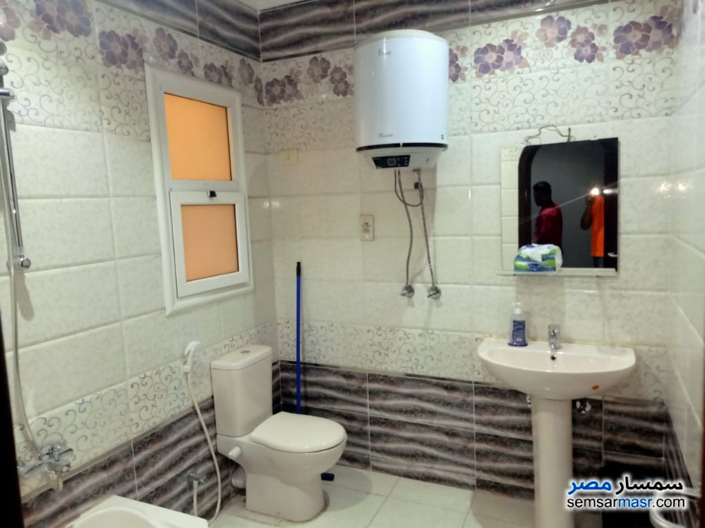 Photo 4 - Apartment 3 bedrooms 3 baths 250 sqm super lux For Rent El Motamayez District 6th of October