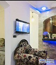 Apartment 3 bedrooms 1 bath 100 sqm super lux For Rent Faisal Giza - 1