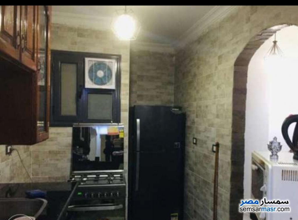 Photo 2 - Apartment 3 bedrooms 1 bath 100 sqm super lux For Rent Faisal Giza