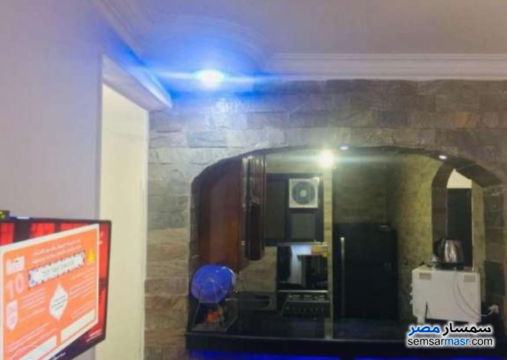 Photo 3 - Apartment 3 bedrooms 1 bath 100 sqm super lux For Rent Faisal Giza