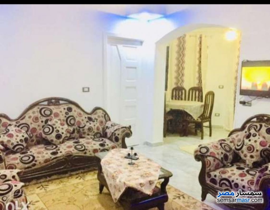 Photo 5 - Apartment 3 bedrooms 1 bath 100 sqm super lux For Rent Faisal Giza