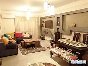 Ad Photo: Apartment 3 bedrooms 3 baths 160 sqm extra super lux in Rehab City  Cairo
