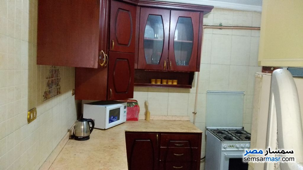Photo 5 - Apartment 2 bedrooms 1 bath 130 sqm lux For Rent Nasr City Cairo