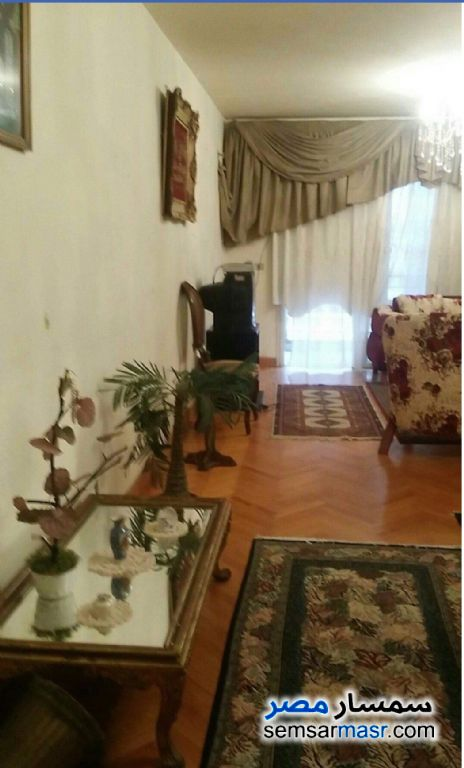 Ad Photo: Apartment 2 bedrooms 2 baths 100 sqm super lux in Al Lbrahimiyyah  Alexandira