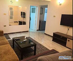 Apartment 2 bedrooms 1 bath 76 sqm super lux For Rent Districts 6th of October - 1