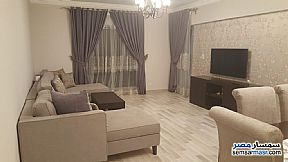 Ad Photo: Apartment 2 bedrooms 2 baths 99 sqm extra super lux in Rehab City  Cairo