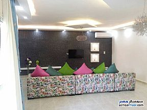 Ad Photo: Apartment 3 bedrooms 3 baths 211 sqm extra super lux in Rehab City  Cairo