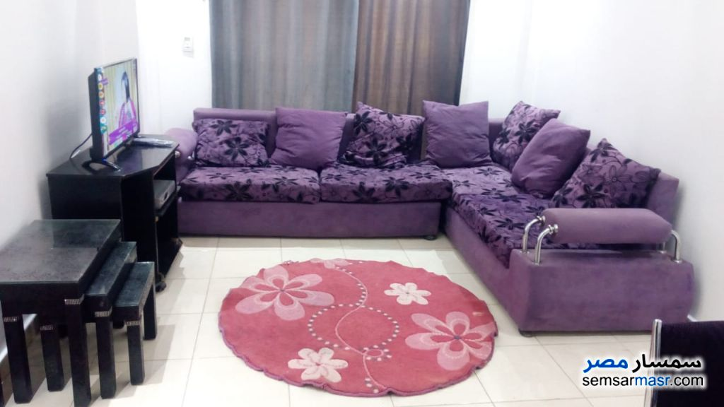 Photo 1 - Apartment 2 bedrooms 1 bath 81 sqm extra super lux For Rent Madinaty Cairo