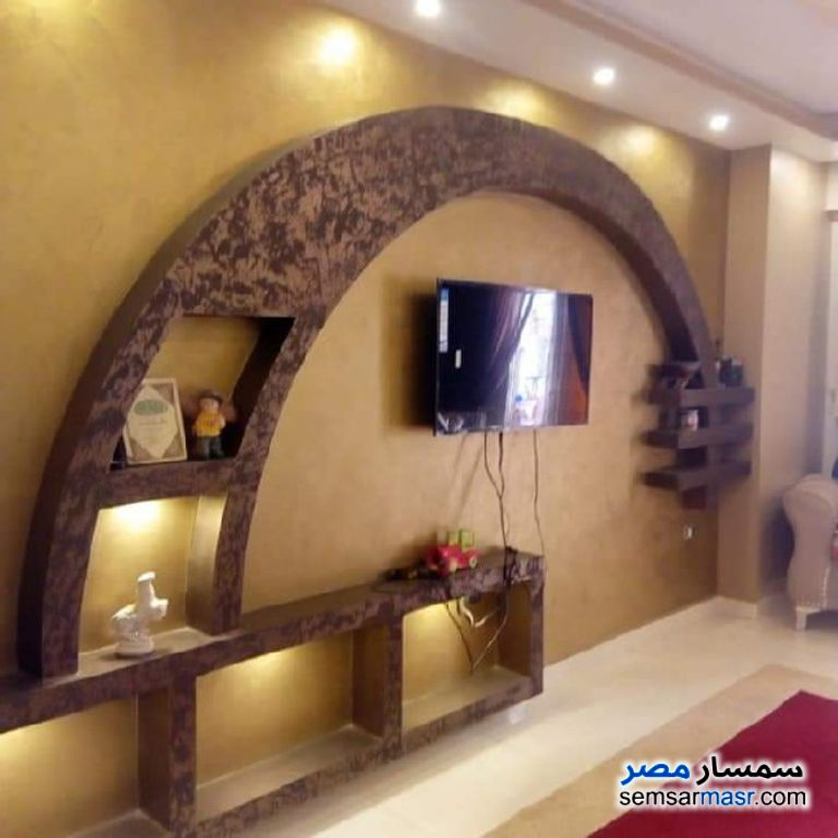 Photo 1 - Apartment 2 bedrooms 2 baths 110 sqm super lux For Rent Haram Giza