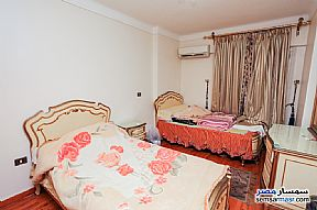 Apartment 3 bedrooms 2 baths 140 sqm super lux For Rent Saba Pasha Alexandira - 10