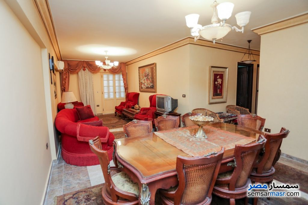 Photo 1 - Apartment 3 bedrooms 2 baths 140 sqm super lux For Rent Saba Pasha Alexandira