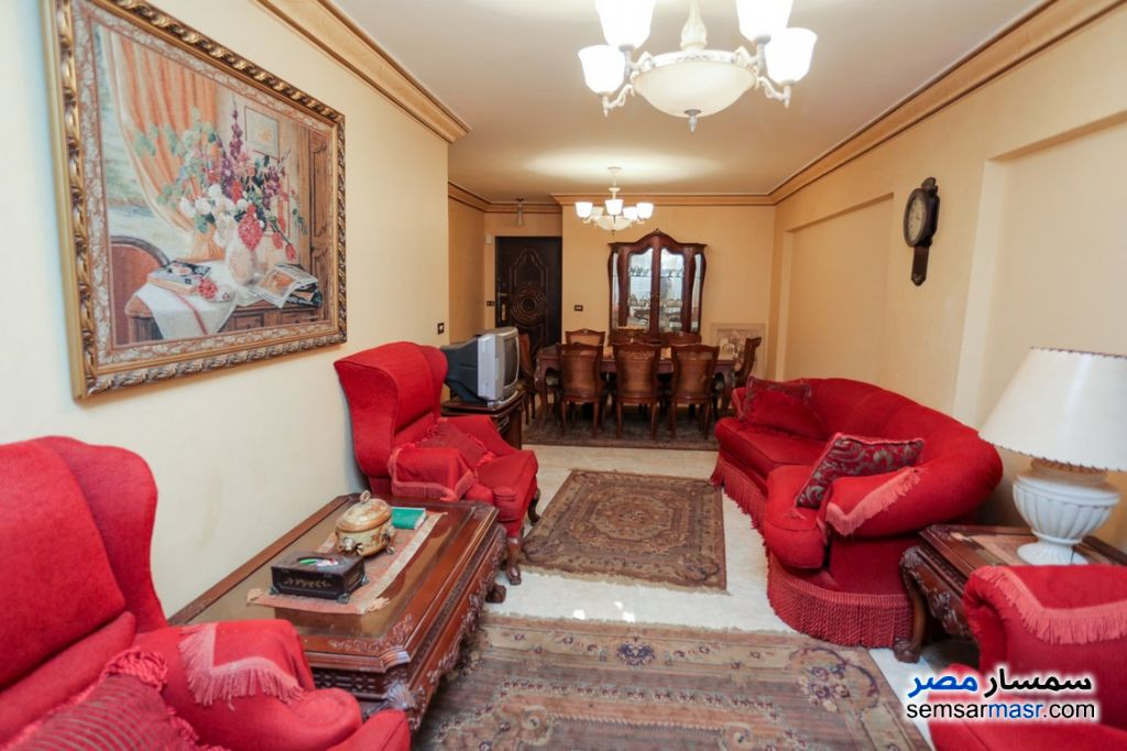 Photo 3 - Apartment 3 bedrooms 2 baths 140 sqm super lux For Rent Saba Pasha Alexandira