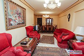 Apartment 3 bedrooms 2 baths 140 sqm super lux For Rent Saba Pasha Alexandira - 3
