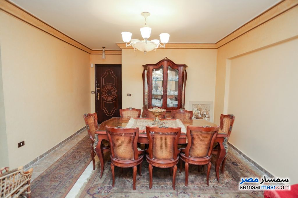 Photo 4 - Apartment 3 bedrooms 2 baths 140 sqm super lux For Rent Saba Pasha Alexandira