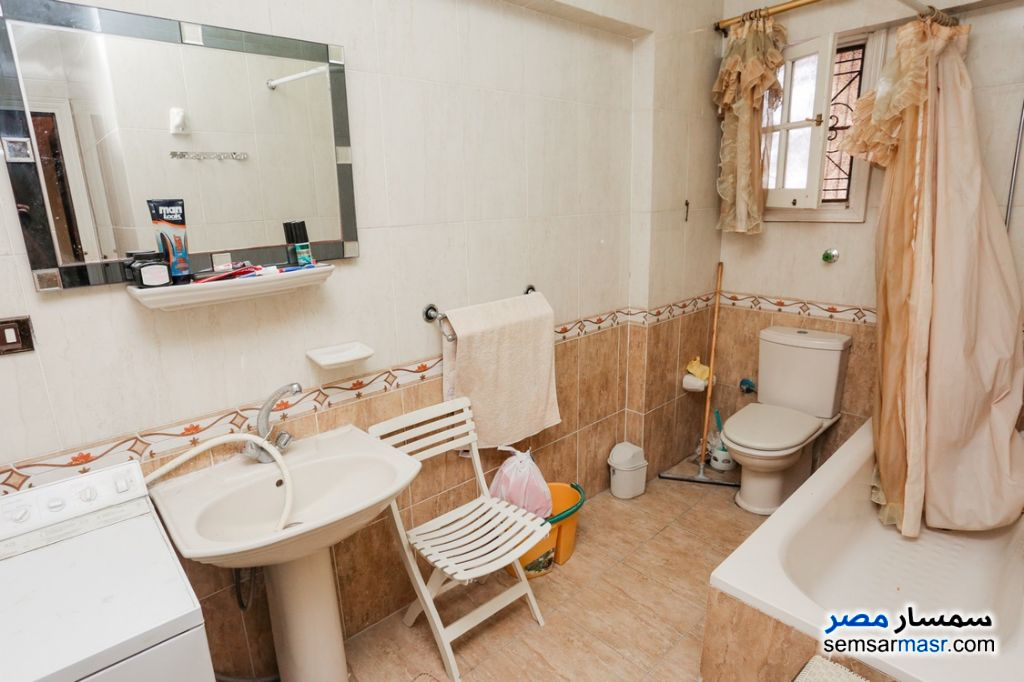Photo 6 - Apartment 3 bedrooms 2 baths 140 sqm super lux For Rent Saba Pasha Alexandira