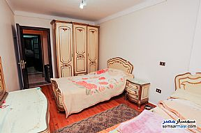 Apartment 3 bedrooms 2 baths 140 sqm super lux For Rent Saba Pasha Alexandira - 9